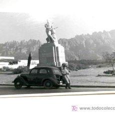 Coches y Motocicletas: FOTO ORIGINAL CON AUTOMÓVIL MIDE APROX. 10 X 7 CMS. .. Lote 6810919
