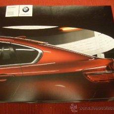 Coches y Motocicletas: BMW X6 2008, CATALOGO COMERCIAL-BROCHURE. Lote 26920202