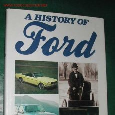 Coches y Motocicletas: A HISTORY OF FORD MOTOR COMPANY DE MARIE CAHILL. Lote 26292471