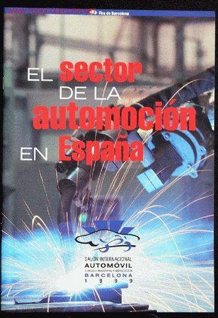 AUTOMOCIÓN EN ESPAÑA (Coches y Motocicletas Antiguas y Clásicas - Catálogos, Publicidad y Libros de mecánica)