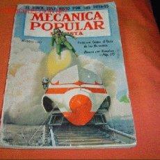 Coches y Motocicletas: REVISTA MECANICA POPULAR.. Lote 17699455