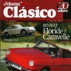 Coches y Motocicletas: MOTOR CLASICO Nº 217. Lote 195180182