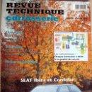 Coches y Motocicletas: REVUE TECHNIQUE CARROSSERIE -E.T.A.I. - Nº 171 - TEXTO EN FRANCÉS.. Lote 25329920