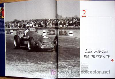 Coches y Motocicletas: LES ANNÉES FANGIO - 1950 - 1955 - Texto en francés. - Foto 2 - 26810412