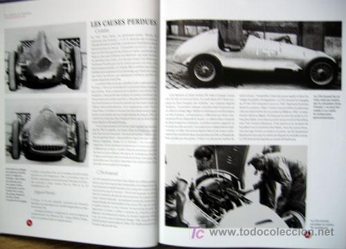 Coches y Motocicletas: LES ANNÉES FANGIO - 1950 - 1955 - Texto en francés. - Foto 3 - 26810412