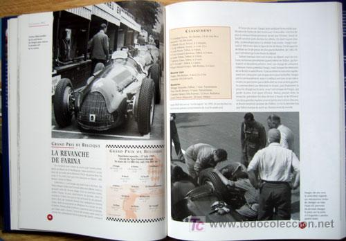 Coches y Motocicletas: LES ANNÉES FANGIO - 1950 - 1955 - Texto en francés. - Foto 4 - 26810412