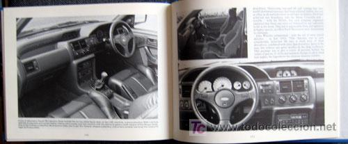 Coches y Motocicletas: SPORTING FORDS Volume 5: FRONT-DRIVE ESCORT S - Texto en inglés. - Foto 3 - 26897280