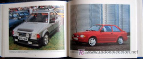 Coches y Motocicletas: SPORTING FORDS Volume 5: FRONT-DRIVE ESCORT S - Texto en inglés. - Foto 4 - 26897280