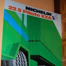 Coches y Motocicletas: CARTEL MICHELÍN 80X60 - CHAPA DE PVC. Lote 68464329