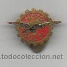 Coches y Motocicletas: INSIGNIA PIN MOTO GUZZI AÑOS 60' MOTOCICLISMO MOTOS. Lote 26764802