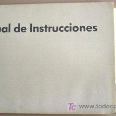 Coches y Motocicletas: VOLKSWAGEN POLO - 1989 - TODA LA GAMA - MANUAL INSTRUCCIONES USUARIO, TEXTO EN ESPAÑOL. . Lote 22237734