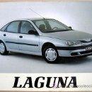 Coches y Motocicletas: RENAULT LAGUNA - 1994 - TODA LA GAMA - MANUAL INSTRUCCIONES USUARIO, TEXTO EN ESPAÑOL.. Lote 40208863