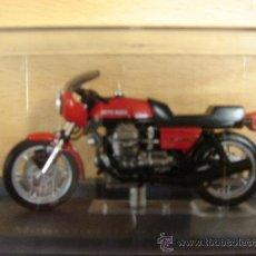 Coches y Motocicletas: MOTO GUZZI LE MANS DE ALTAYA ESCALA 1 / 23 METALICA 1978. Lote 11381979