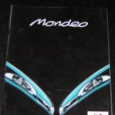 Coches y Motocicletas: FORD MONDEO - CATALOGO PUBLICIDAD ORIGINAL - 1994 - ESPAÑOL. Lote 11854087