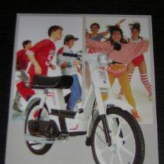 Coches y Motocicletas: VESPINO AL MOTO VESPA - CATALOGO PUBLICIDAD ORIGINAL - ESPAÑOL. Lote 19951517