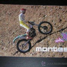 Coches y Motocicletas: MONTESA COTA 310 - CATALOGO PUBLICIDAD ORIGINAL - ESPAÑOL / INGLES. Lote 17158558