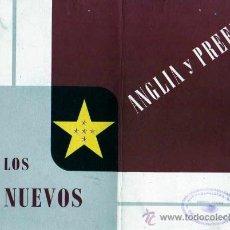 Coches y Motocicletas: CATALOGO FORD ANGLIA Y PERFECT (EN ESPAÑOL). Lote 12085223