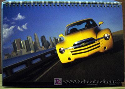 Coches y Motocicletas: DOSSIER DE PRENSA CHEVROLET SSR 2003 - Foto 2 - 26877546
