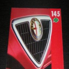 Coches y Motocicletas: ALFA ROMEO 145 - CATALOGO PUBLICIDAD ORIGINAL - 1995 - ESPAÑOL. Lote 12505333