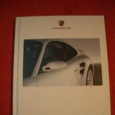 Coches y Motocicletas: PORSCHE EXCLUSIVE GAMA 2007, CATALOGO COMERCIAL. Lote 27054559