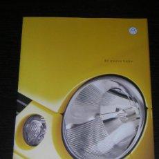 Coches y Motocicletas: VOLKSWAGEN LUPO - CATALOGO PUBLICIDAD ORIGINAL - 1998 - ESPAÑOL. Lote 12830458