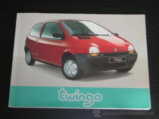 renault twingo manual usuario original 1993 comprar cat logos rh todocoleccion net manual de usuario renault twingo 2011 manual de usuario renault twingo 2007 pdf