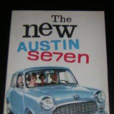 Autos und Motorräder - AUSTIN MINI SEVEN - CATALOGO PUBLICIDAD ORIGINAL - INGLES - 13688927
