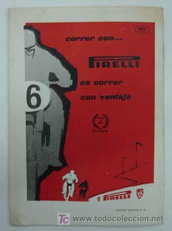 Coches y Motocicletas: REAL MOTO CLUB DE CATALUÑA. BOLETÍN INFORMATIVO. 1963. Nº 23 - Foto 5 - 13896396