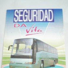 Coches y Motocicletas: HOJA PUBLICITARIA DE CARROCERÍAS PARA AUTOBUSES. HISPANO CARROCERA (ZARAGOZA).. Lote 22229123