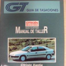 Coches y Motocicletas - MANUAL DE TALLER CITROEN XANTIA 1994 TOMO II GUIA DE TASACIONES. - 14534415