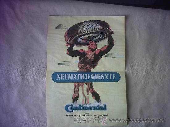 Coches y Motocicletas: Publicidad Neumaticos Continental - Foto 2 - 26717003