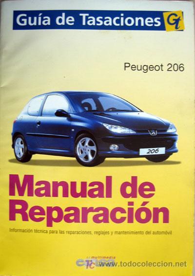 manual de taller peugeot 206 diesel pdf