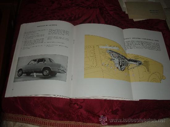 Coches y Motocicletas: catalogo seat 124 uso y entretenimiento - Foto 3 - 14936474