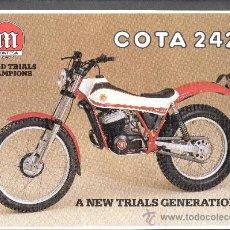Coches y Motocicletas: MONTESA COTA 242. Lote 15025755