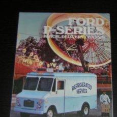 Coches y Motocicletas: FORD SERIE P - CATALOGO PUBLICIDAD ORIGINAL - 1970 - INGLES. Lote 15284707