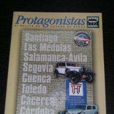 Coches y Motocicletas: XI RALLYE PROTAGONISTAS COCHES DE EPOCA 2002 - PROGRAMA - HISPANO SUIZA / ROLLS ROYCE / BENTLEY. Lote 25418360