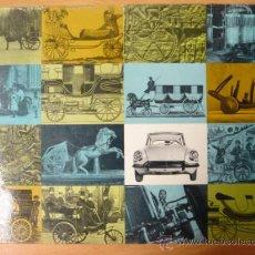 Coches y Motocicletas - LIBRO AUTOMOVIL CITROEN HISTORIA DE LA SUSPENSION. - 15836882