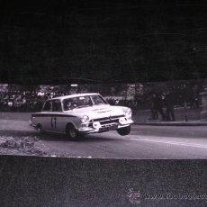 Coches y Motocicletas: FOTOGRAFIA DE CARRERAS DE COCHES - RALLY. Lote 16231766