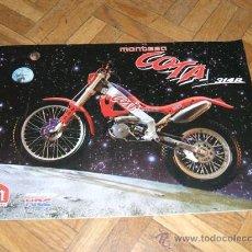 Coches y Motocicletas: CATALOGO MONTESA COTA. Lote 22635010