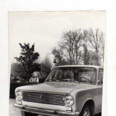 Coches y Motocicletas: FOTOGRAFIA SEAT 124 - 1968 , PRENSA FOTOGRAFICA. Lote 17154727