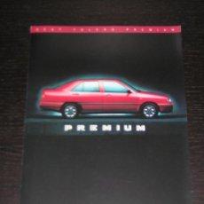 Coches y Motocicletas: SEAT TOLEDO PREMIUM - CATALOGO PUBLICIDAD ORIGINAL - 1995 - ESPAÑOL. Lote 17164090