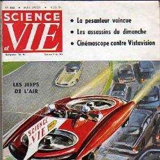 Coches y Motocicletas: REVISTA SCIENCE ET VIE - Nº 488 MAI 1958. Lote 17251601