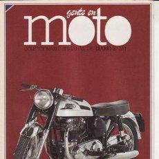Coches y Motocicletas - FASCÍCULO GENTE EN MOTO Nº 7. HISTORIA: LOS AÑOS DORADOS. - 25858353