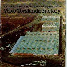 Coches y Motocicletas: RATTEN, VOLVO, REVISTA . ABRIL 1964. Lote 266054758