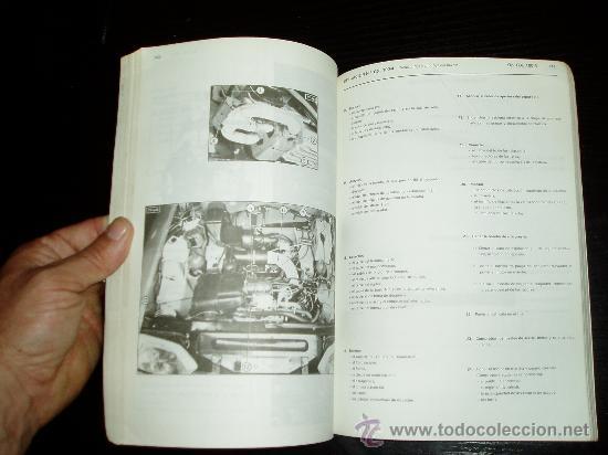 Coches y Motocicletas: MANUAL DE TALLER Y TIEMPOS DE REPARACION CITROEN GSA. TOMO III.NOVIEMBRE 1980. - Foto 2 - 19123985