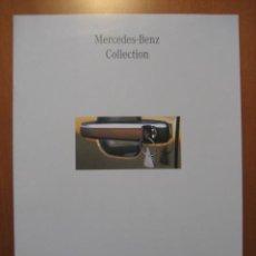 Coches y Motocicletas: MERCEDES BENZ COLLECTION (ARTICULOS VARIOS).CATÁLOGO ORIGINAL.AÑO 93.ESPAÑOL. Lote 19867428