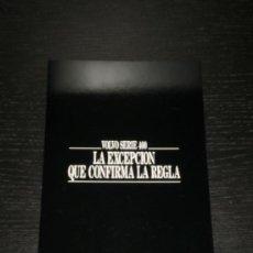 Coches y Motocicletas: VOLVO SERIE 400 440 460 - CATALOGO PUBLICIDAD ORIGINAL - ESPAÑOL. Lote 20297839