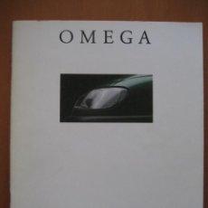 Coches y Motocicletas: OPEL OMEGA S.W. FAMILIAR.CATALOGO ORIGINAL.AÑO 94. ESPAÑOL. Lote 20705237