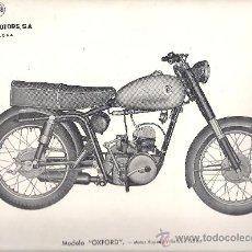 Coches y Motocicletas - huracan lambretta ossa bultaco derbi montesa roa................sanjuan - 20712588