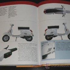 Coches y Motocicletas: ATLAS ILUSTRADO DE LA VESPA - SUSAETA EDICIONES, S.A. - UNA AVENTURA SOBRE RUEDAS - MOTO - AÑO 2003 . Lote 27007334